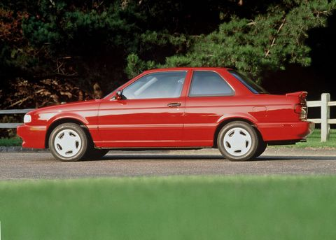 The Original Sentra Se R Is The Forgotten Performance Nissan You Should Buy Now Like if you're a fan of this car. the original sentra se r is the