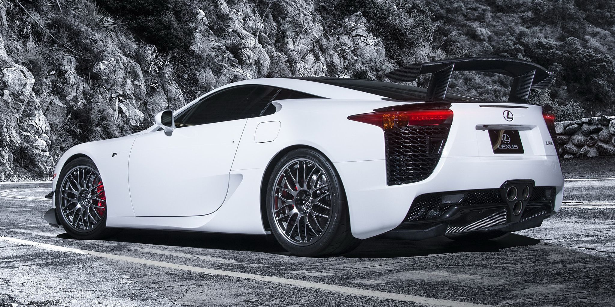 New 800hp Lexus Lfa Will Debut At 2019 Tokyo Motor Show Says Wildly Unsubstantiated Rumor