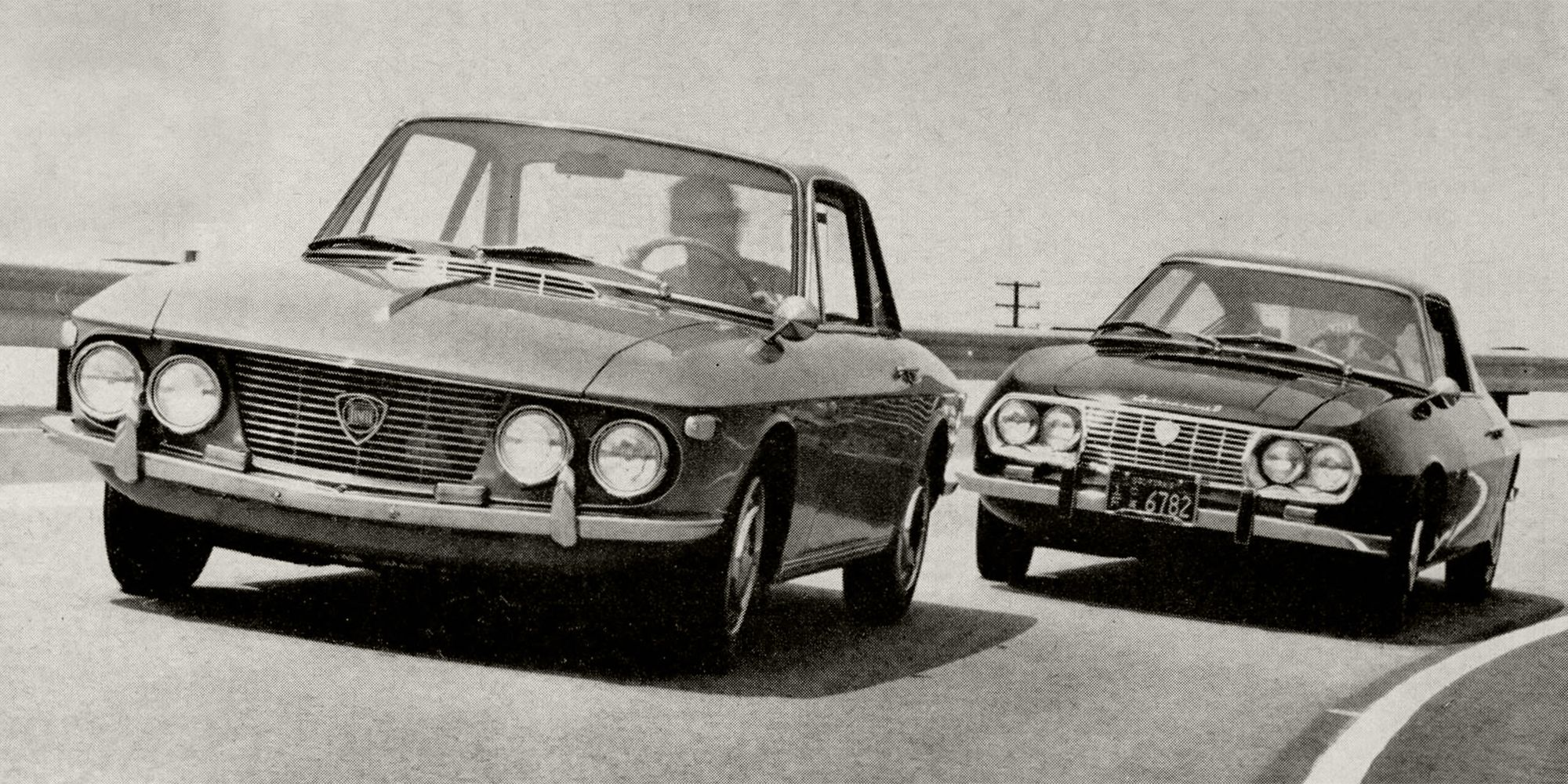 Archived Drive: 1967 Lancia Fulvia