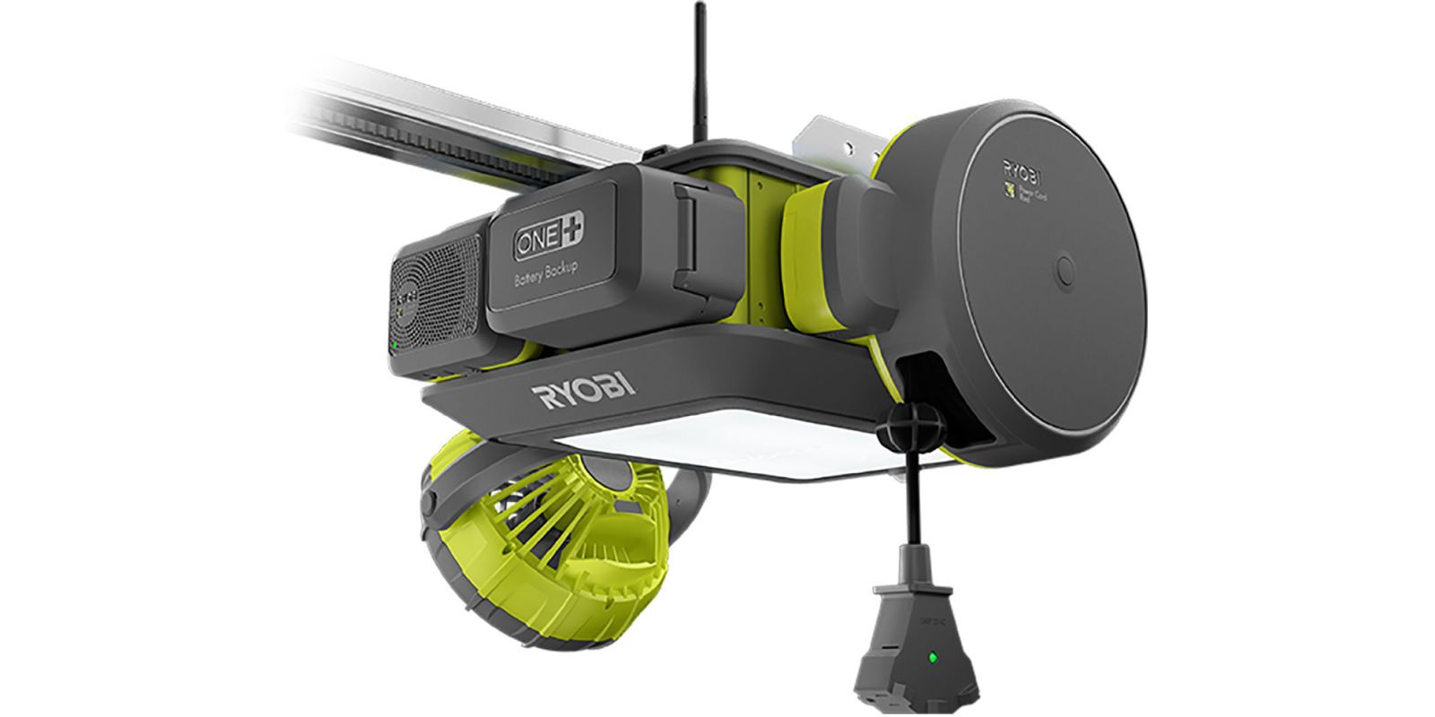 Your garage door opener is probably the least-exciting piece of machinery in your garage\u2014it\u0027s a completely pedestrian device that you really only think ...  sc 1 st  Road \u0026 Track & Ryobi\u0027s Modular Garage Door Opener Has Just About Everything Your ...