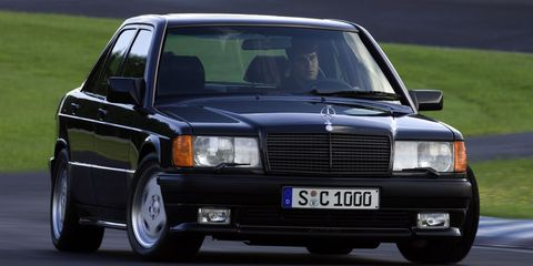 These Are 14 of AMG's Most Interesting and Unusual Cars