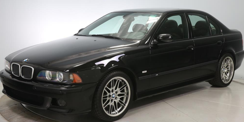 You Can Buy a BrandNew 2004 BMW M3 or 2003 M5    For Six Figures