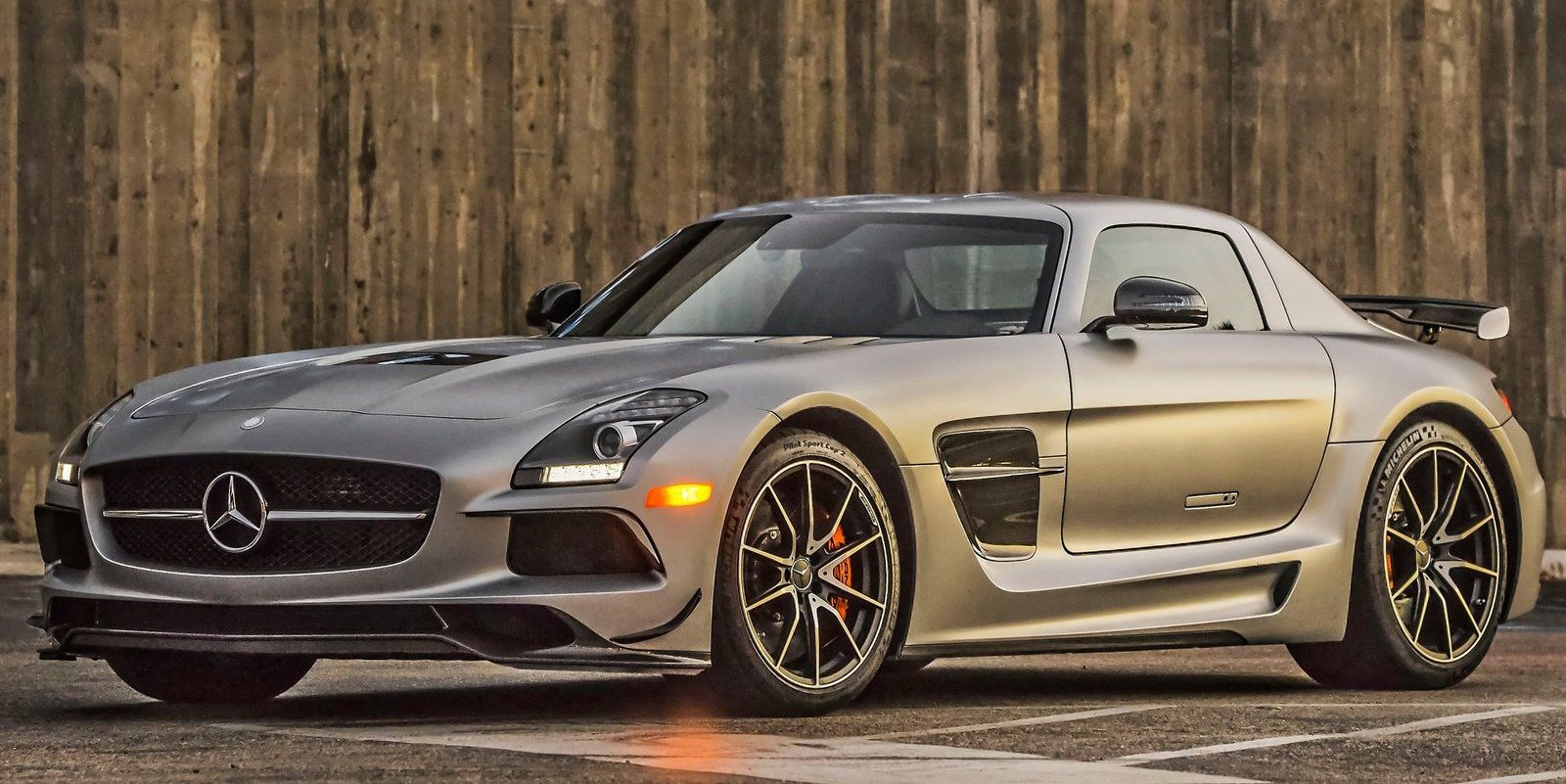 These Are 14 of AMG\'s Most Interesting and Unusual Cars
