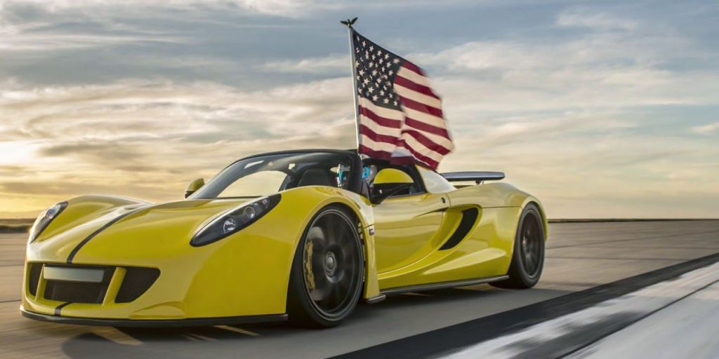World S Fastest Production Car Hennessey Venom Gt Sold Out