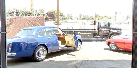 Beverly Hills Google Bentley