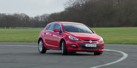 Top Gear Reasonably Priced Car Vauxhall Astra