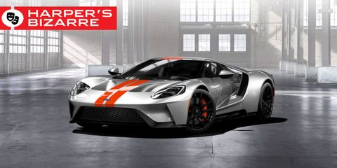 Even If You Have The  Chances Are Youre Not Getting The Ford Gt Having The Ready Cash May Be The Least Difficult Part Of Scoring A Supercar These