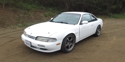 The Nissan 240SX Is a Ubiquitous Tuner Car For a Good Reason