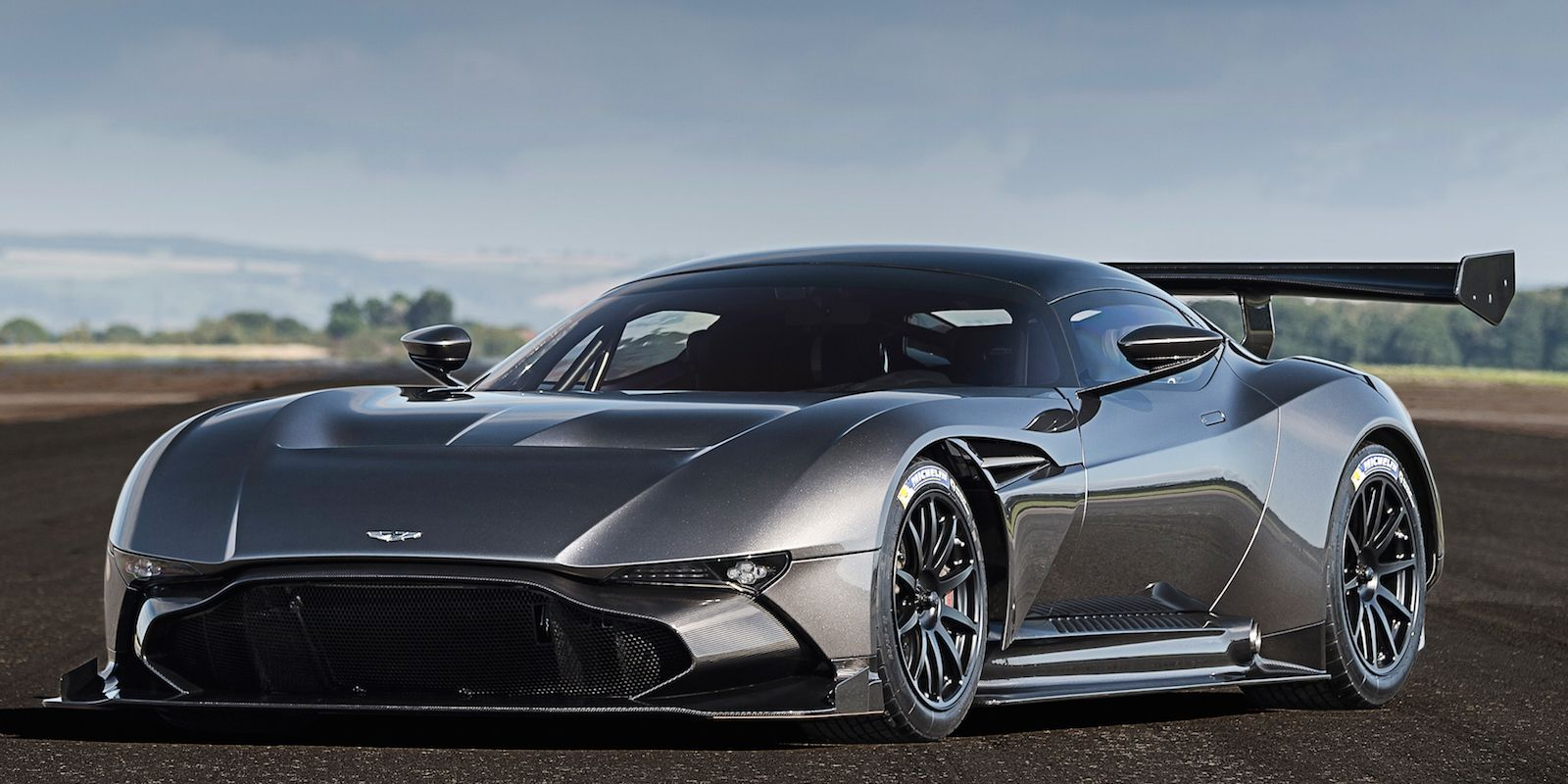 You Can Make The Track Only Aston Martin Vulcan Street Legal With This Kit