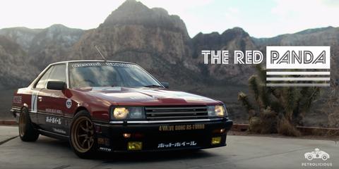 Petrolicious Nissan Skyline R30
