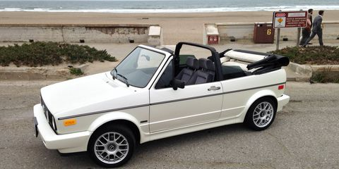 Back In  We Responded To The Matte Paint Fad By Trying Out A Vinyl Wrap On One Of Our Editors Personal Cars A  Volkswagen Cabriolet