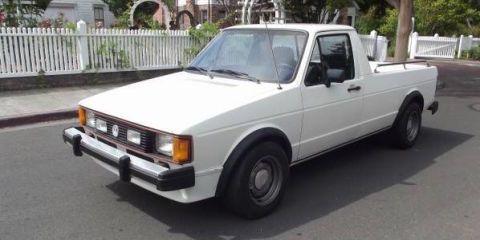 Volkswagen Pickup GTI Swap