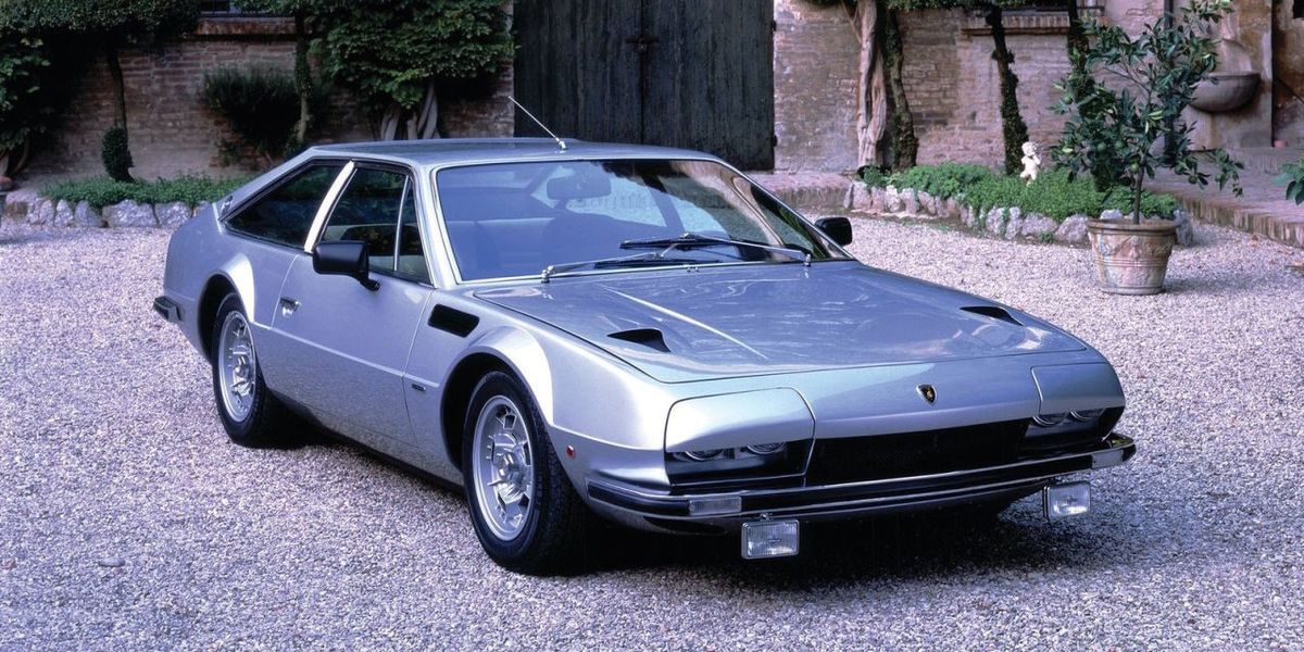Ferruccio Lamborghinis Favorite Car Was The Lamborghini You Forgot