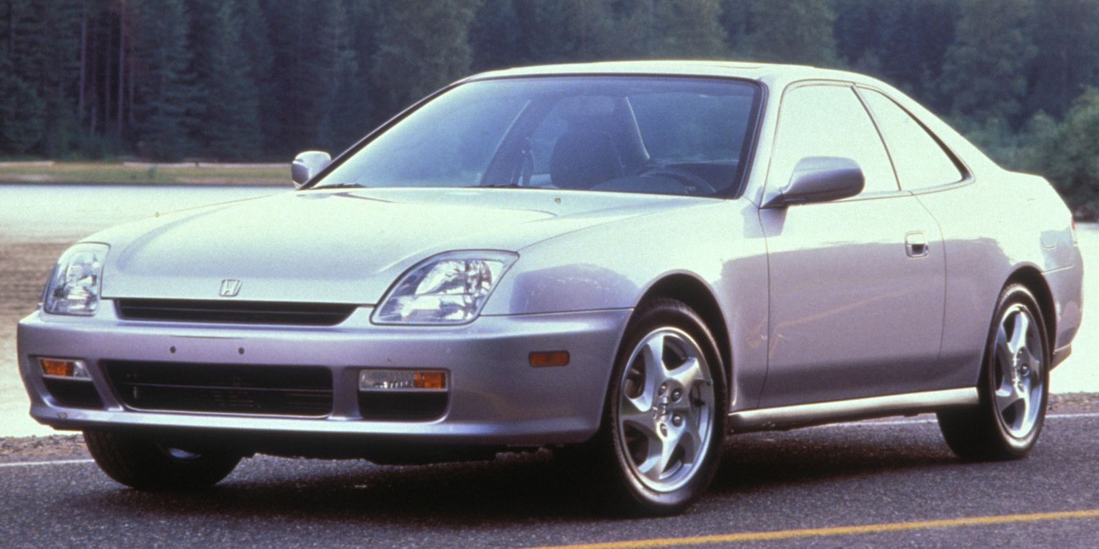 The Fifth Gen Honda Prelude Still Impresses 20 Years Later