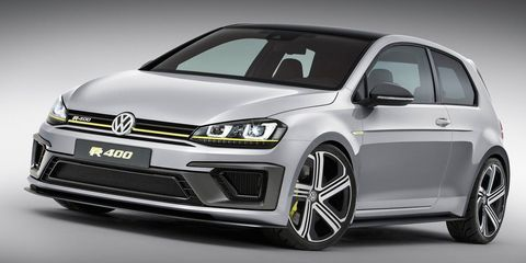 Volkswagen Reportedly Killed The Golf R400 Over Its Emissions