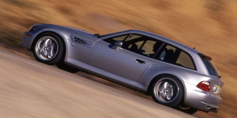 BMW M Coupe First Drive – Road & Track