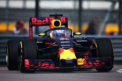 Red Bulls F1 Canopy Makes The Car Look Like A Duck Wearing Sunglasses