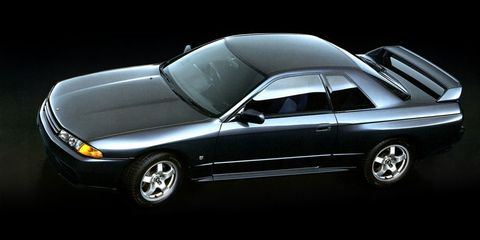 Nissan Skyline GTR R32 Buyers Guide —How to Choose R32