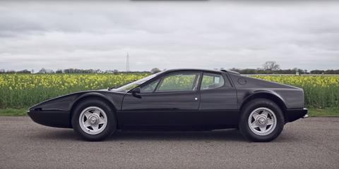 Ferrari's First Mid-Engine 12-Cylinder Is an Underappreciated Masterpiece