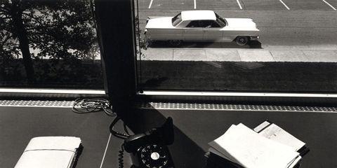 Lee Friedlander 1964 Cadillac