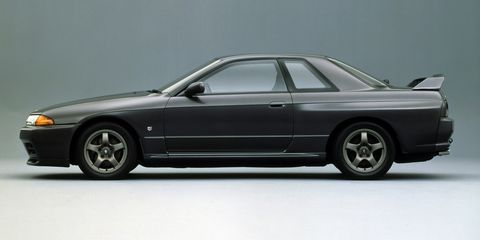Nissan Skyline GT-R's RB26 Engine Is Going Back Into Production