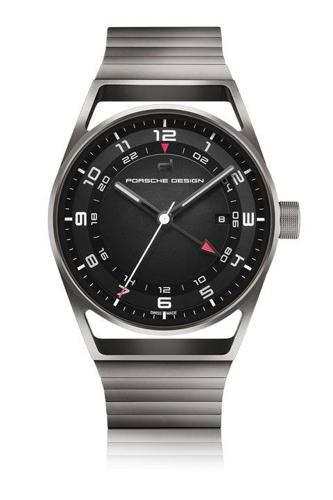 unique automotive inspired watch