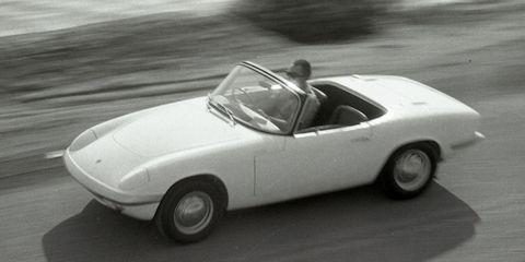 1964 lotus elan 1600