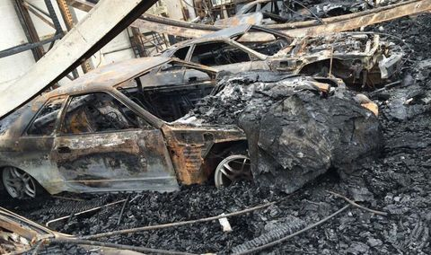 International Vehicle Importers >> Dealer Alleges Fire That Destroyed Rare Jdm Cars Caused By Illegal