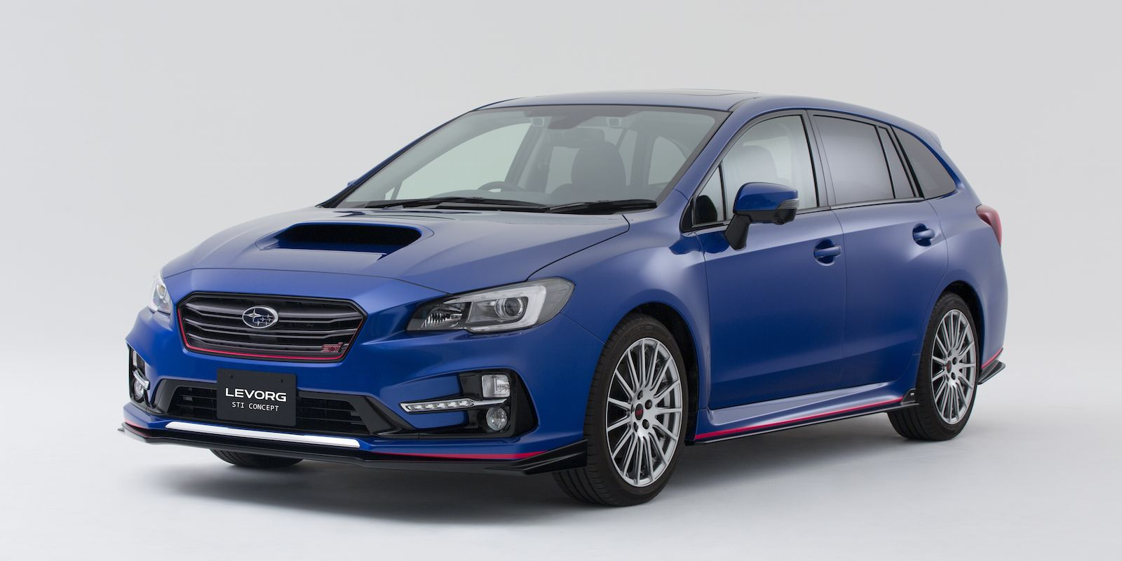 Subaru Is Building The Sti Wagon You Want But Only For Japan