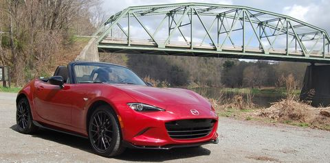 Mazda Engineers Want To Build A Lighter Miata Not A More Powerful One