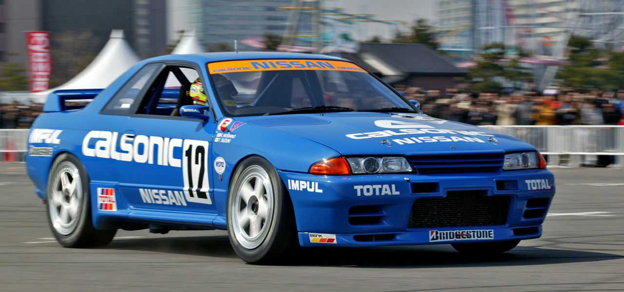 Nine Race Cars So Good They Were Banned