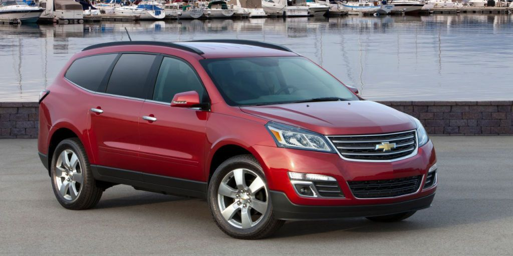 GM Will Pay CUV Owners up to $900 For Misstated Fuel ...