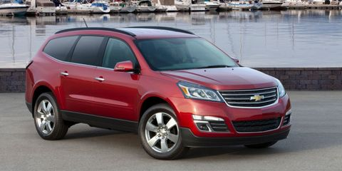 Chevy Traverse Mpg >> Gm Will Pay Cuv Owners Up To 900 For Misstated Fuel Economy Ratings