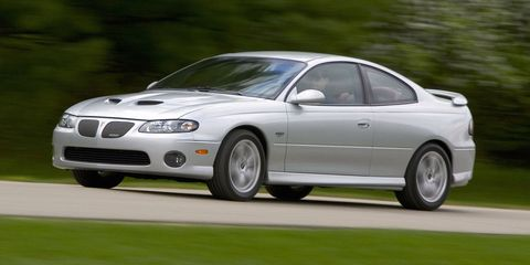 The 2006 Pontiac GTO Is the Perfect Used Performance Car Everyone ...