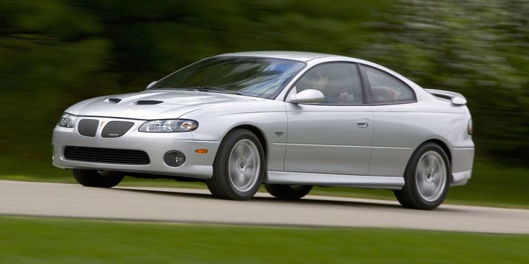 The 2006 Pontiac GTO Is the Perfect Used Performance Car Everyone Forgets