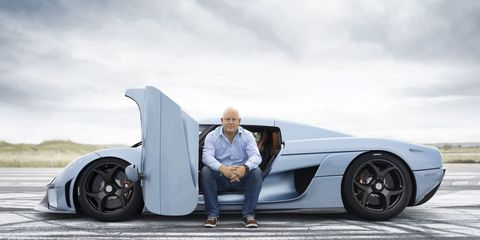 Koenigsegg Is Developing a 1.6-Liter Four-Cylinder With 400 Horsepower