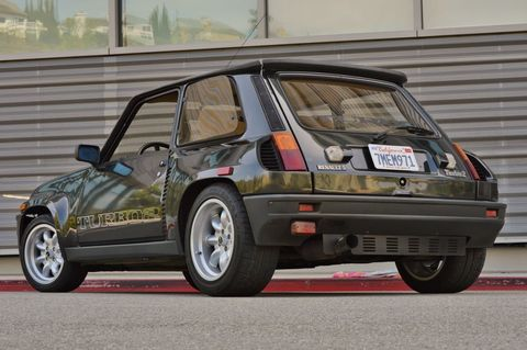 Car Auction Apps >> Be a Hero and Buy This Renault 5 Turbo 2, the Mid-Engine Rally Hatch of Your Dreams