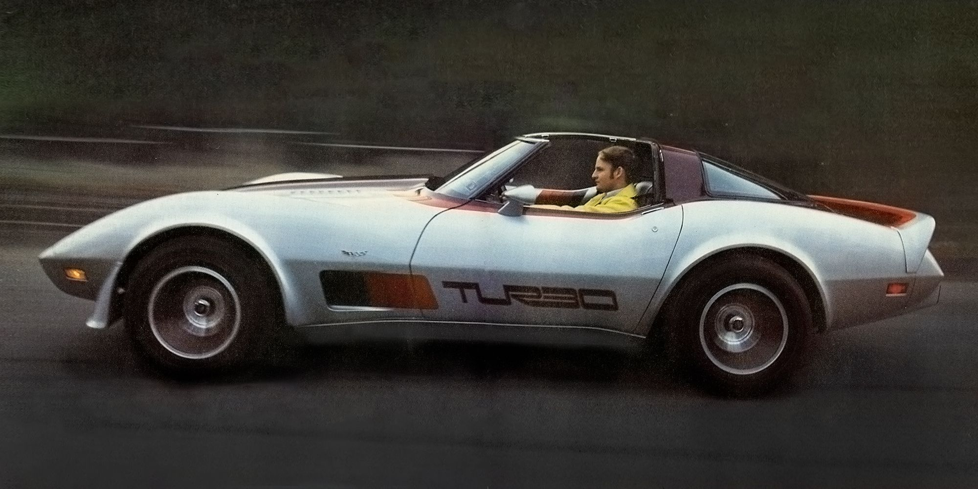 Our 1980 Drive In Chevrolets Experimental Twin Turbo Corvette Airflow Diagram