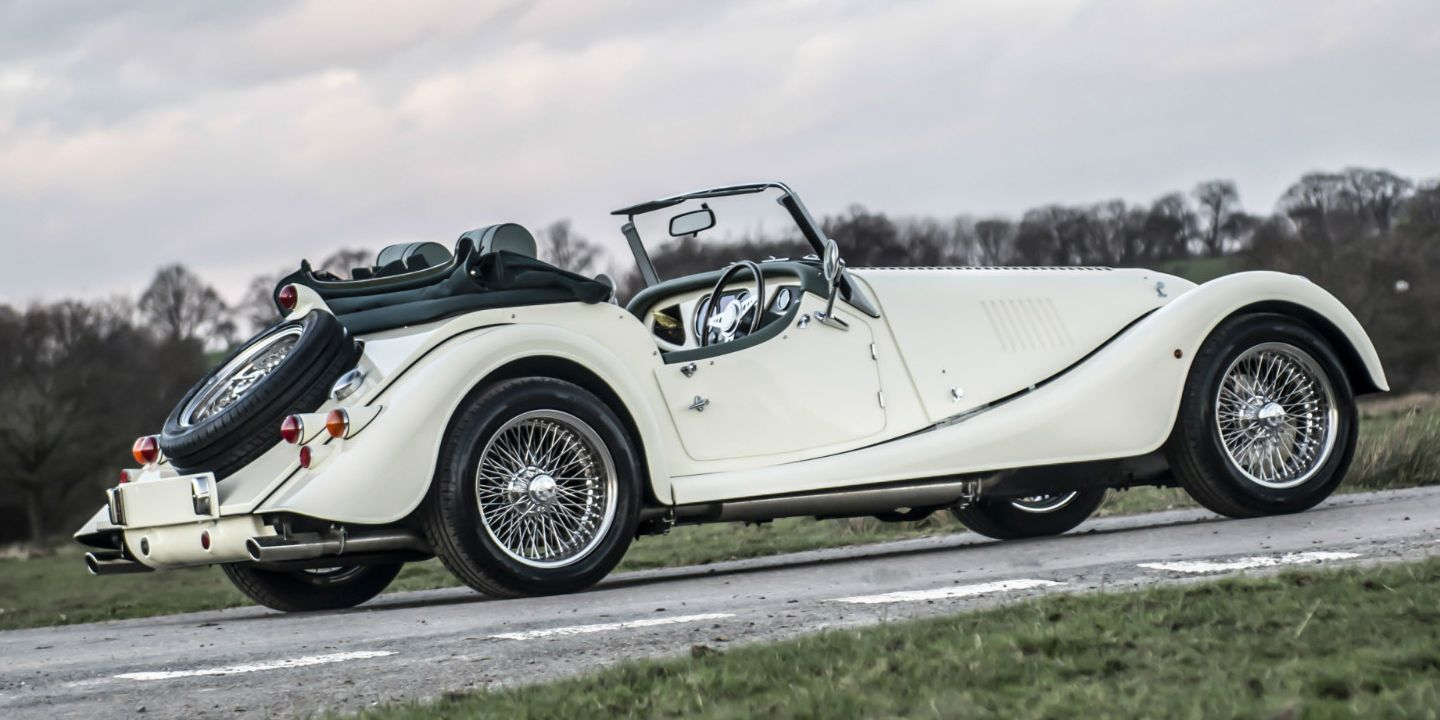 Morgan Car Photos >> Morgan Could Start Selling Cars In The U S This Summer
