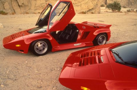Vector W8 Twin Turbo: First Drive
