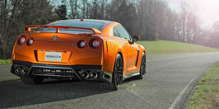 More Evidence That the Next Nissan GT-R Will Be Hybrid