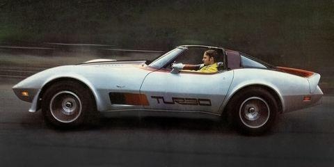 Our 1980 Drive in Chevrolet's Experimental Twin-Turbo Corvette