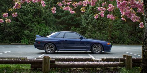 The R32 Nissan Skyline GT-R Is a Hero to the Ordinary Enthusiast