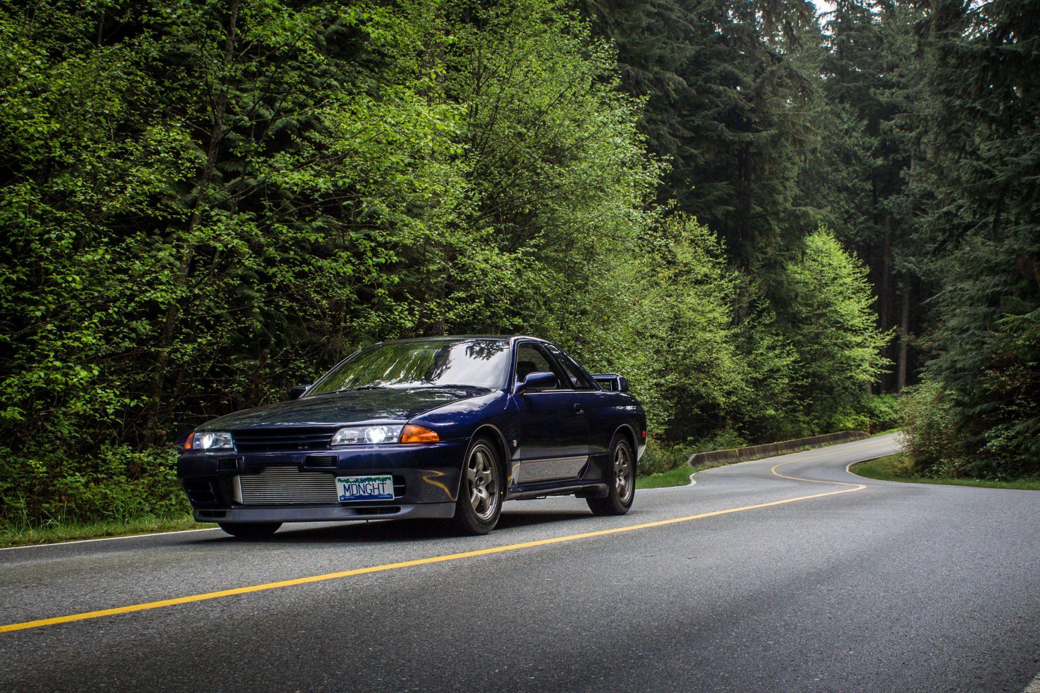 Nissan 2/5 BNR34 Nissan Skyline GT-R Hot Wheels 2019