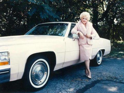 Mary Kay Cadillac