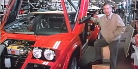 Revisiting Morley Safer's 60 Minutes Report on the Lamborghini Countach