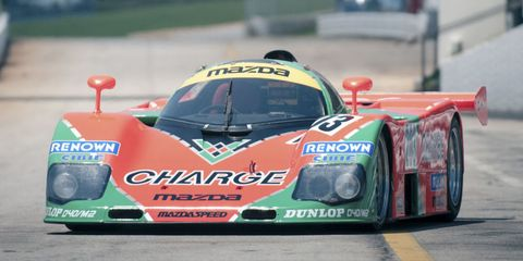 This Mazda 767B Dyno Test Sounds Like Killer Bees on Steroids