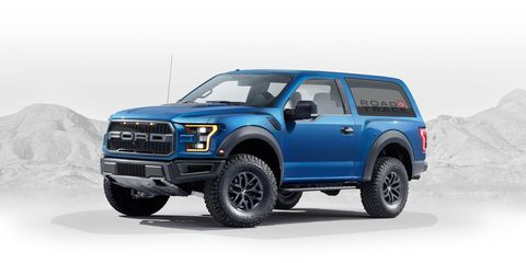 Ford Raptor Bronco >> 2020 Ford Bronco Designed By Fan Graphic Artist Creates