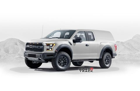 2020 Ford Bronco Designed By Fan Graphic Artist Creates Ford