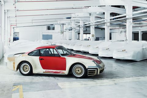 The Secret Story of the Porsche 959 — Why Porsche Built Six 959s For ...